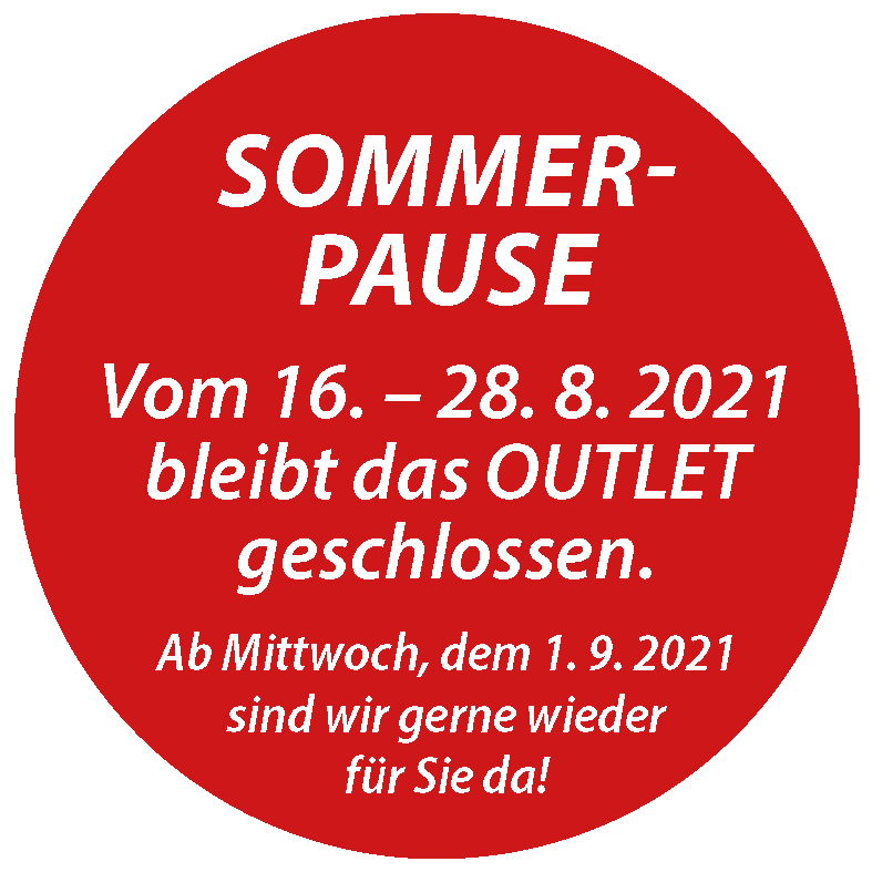 Sommer Pause Wilox Outlet